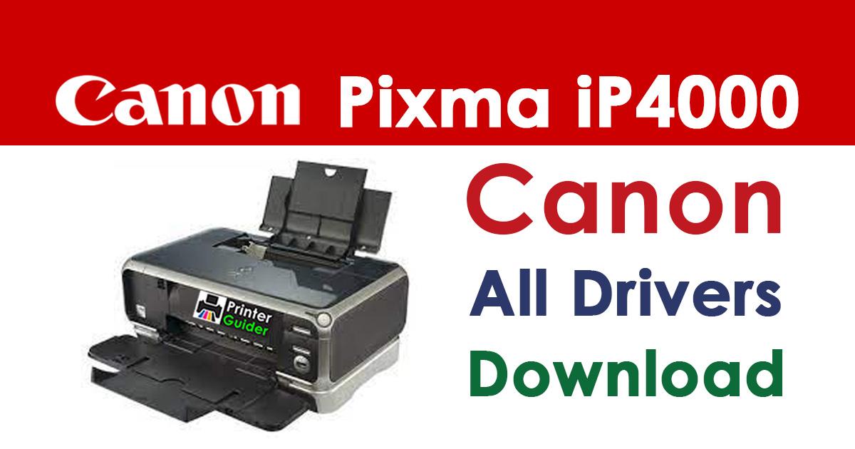 F166400 driver download canon i